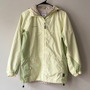 Columbia Packable Women's Hooded Jacket Size Small
